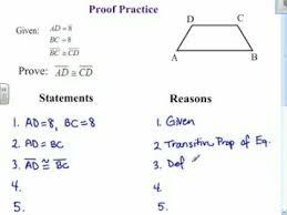 proof practice 1 youtube