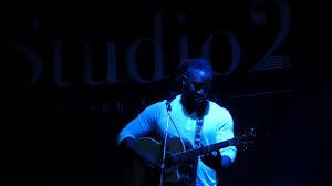 Blue Light Live Blue Light Kele Okereke Live Studio 2 Liverpool 21 10 17 Youtube