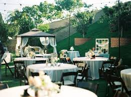 San Diego Backyard Wedding Backyard Wedding Venues San Diego Outdoor Furniture Design And Ideas