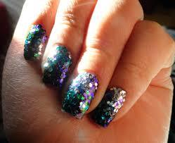 glitter gel nails without uv lights meebsie u0027s world
