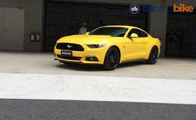 ford mustang europe price 2016 ford mustang india review ndtv carandbike