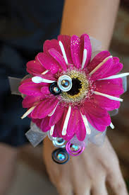 White Corsages For Prom Prom Time What Is Your Prom Style