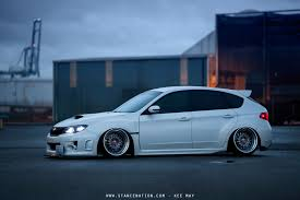 stanced subaru hd subaru impreza sti stancenation cars pinterest subaru