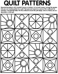 Quilt Pattern Coloring Pages Murderthestout Quilt Block Coloring Pages