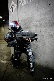 Halo Reach Halloween Costume Costume Mickey Halo 3 Odst Cosplay