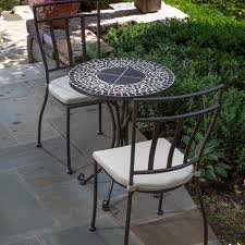 Wrought Iron Patio Furniture Vintage Furniture Fascinating Wrought Iron Patio Set For Placed Modern