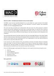 flipsnack mac2 self study guide by cultura inglesa sp