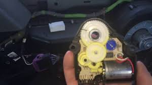 rear auxiliary heat and a c actuator overview repair for yukon