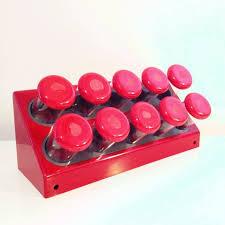 portaspezie guzzini porta spezie guzzini design made in italy da poggiare su o depop