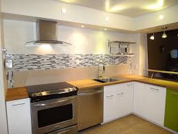 extraordinary decoration ideas in designing butcher block stunning white wooden cabinet with walnut counter top also single chrome faucet sink decoration ideas in