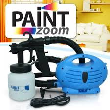 paint zoom paint sprayer painting machine as seen on tv store