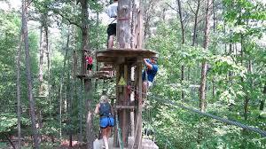 go ape our tree top adventure freedom park williamsburg va