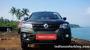 renault kwid white colour renault kwid diesel ruled out by renault india u0027s md