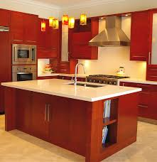 own kitchen design l shaped wooden cabinetry with small modern