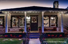christmas light ideas for porch outside christmas light ideas torrance california christmas