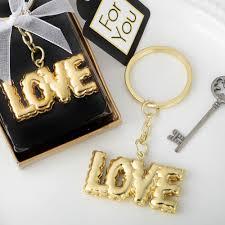 love key rings images Love keychain wedding favors key ring favors jpg