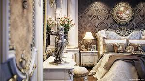 Luxurious Bedroom Bedroom Design In Qatar