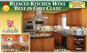 Refacing Kitchen Cabinet Kitchen Cabinet Refacing Cleveland Akron Charlotte And Hilton