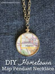 diy necklace pendant images Diy hometown map pendant necklace salt and pepper moms jpg