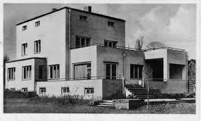 architektur bauhausstil architektur im bauhaus stil bauhaus villa lert neustadt am