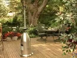 Garden Radiance Patio Heater by Garden Sun Deluxe Patio Heater With Door Stainless Steel Product