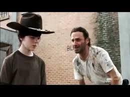 Rick Grimes Crying Meme - the walking dead rick oh no no no lori dies youtube