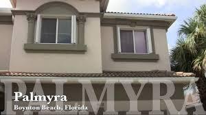 homes for sale in boynton beach florida palmyra youtube