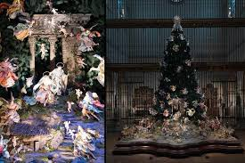 New York Christmas Tree Decorations 2015 by Extravagant Luxury Christmas Trees That Are Works Of Art Bloomberg