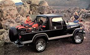 1985 jeep comanche a visual history of jeep pickup trucks the lineage is longer than