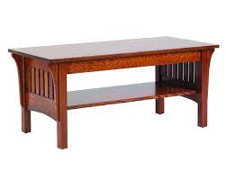 Amish End Tables by Mission Coffee Table Gish U0027s Amish Legacies