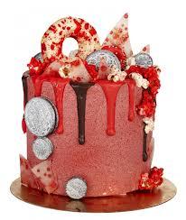 Waitrose Halloween Cake by Halloween Choccywoccydoodah Chocolate Skull Dracula Fangs And