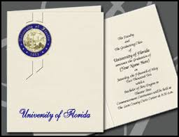 announcements for graduation of florida graduation announcements