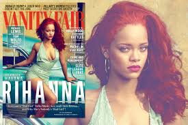 New Vanity Fair Cover Rihanna In Cuba The Cover Story Vanity Fair