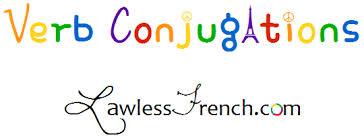 dormir partir sortir lawless french verb conjugations