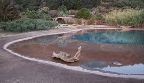 pantellarian dammuso with garden and swimming pool