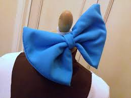 hair bow tie easy bow tie 8 steps with pictures