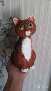 ceramic cat ring holder images Cat ring holder ceramic cat figurine kitten ornament cat ring jpg