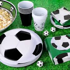 football party decorations football party supplies decorations woodies party