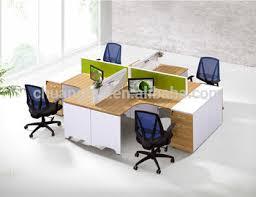 mobilier bureau modulaire mobilier commercial accessoires en bois modulaire bureau du
