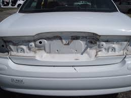 used buick trunk lids u0026 parts for sale