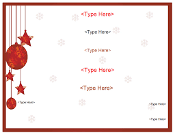christmas gift certificate template free download rainforest