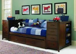 Daybed With Bookcase Maddox Ultimate Twin Storage Bed Furniture For Kids Pinterest