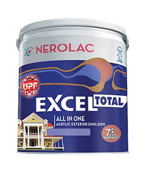 Buy Paint by Buy Nerolac Paints Excel Total At Best Rates Happho