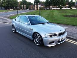 2002 bmw m3 coupe mint car private plate lowered manual silver e46
