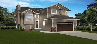 bi level house plans with attached garage bi level house plans with attached garage r56 about remodel