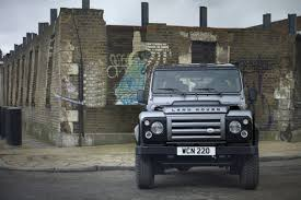 land rover defender 2015 special edition land rover launches more rugged looking defender xtech special edition
