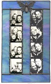 photo booth picture frames whispering willow handcrafted stained glass photobooth picture frames