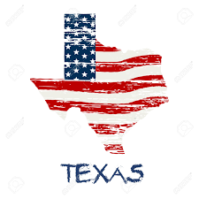 American Flag In Text American Flag Clipart Texas Pencil And In Color American Flag