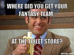 Meme Account Names - 100 funny fantasy football league names