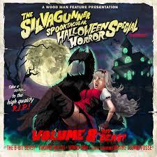 halloween island dragon city the silvagunner spooktacular halloween horror special volume 8